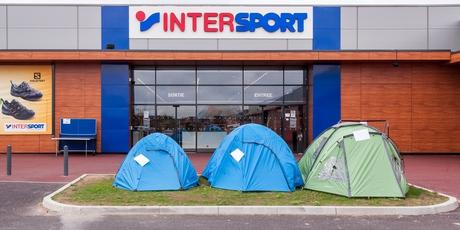 Rue l onard de vinci loges vinci parthenay for Intersport salon